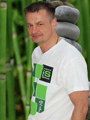 PSV Karate Trainer Lutz