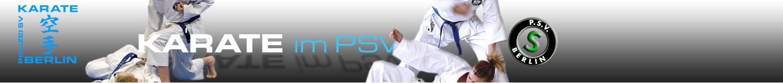 Karate im PSV